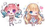 Reiyu and Reiyu(commercial commission)
