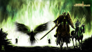 Necropolis Might and Magic Heroes Online