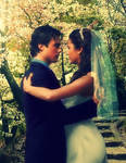 The first dance..