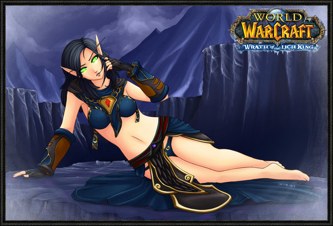 World of porncraft blood elf lick blood  sexy pics