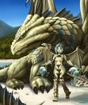 DnD - Bronze dragon