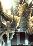 DnD - Gold Dragon