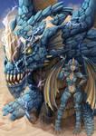 DnD - Blue Dragon