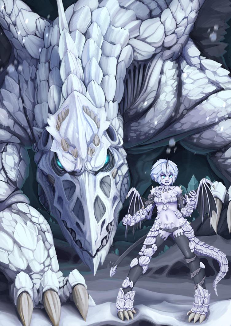 Dnd White Dragon