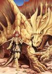 Dnd - Brass dragon