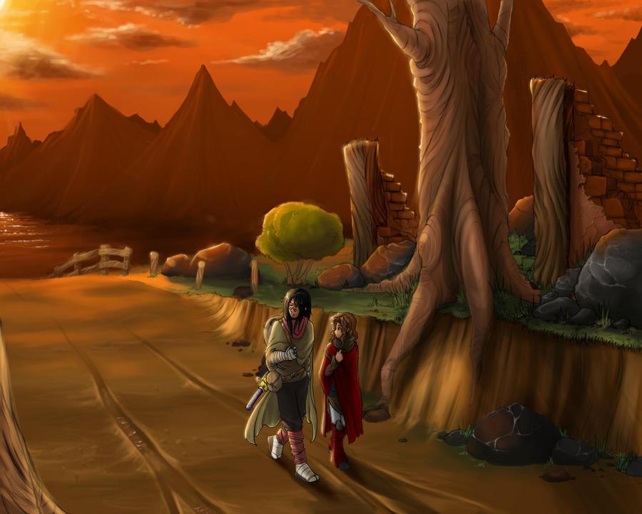 runaway by Barbariank