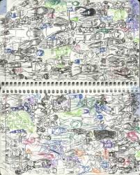 Random doodlesXD