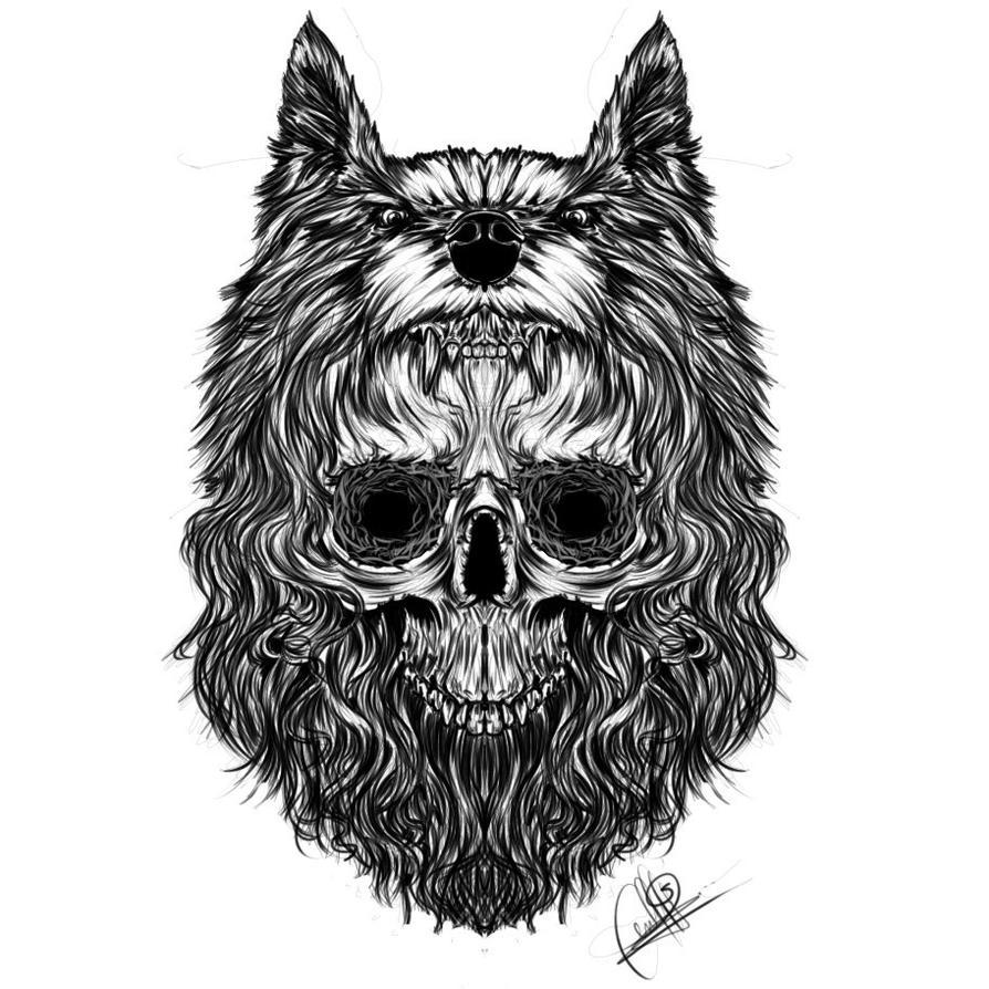 Wolf by Hanyu-Kyo