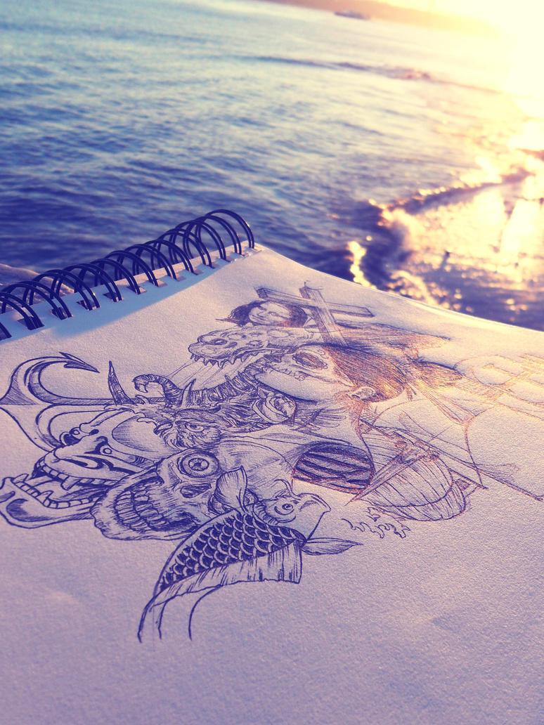 Inspiration by Hanyu-Kyo