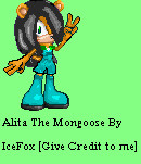 Alita's big avie by Tails-and-Cosmo