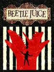 Beetlejuice (1988) Minimalist Poster [Alt Version]