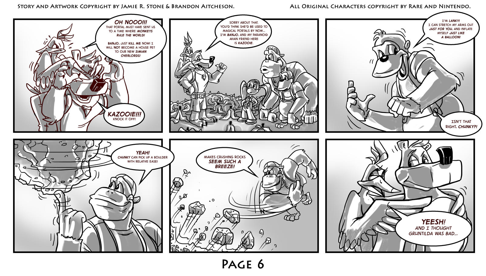 BK Meets DK64 - Page 6 by JRTribe