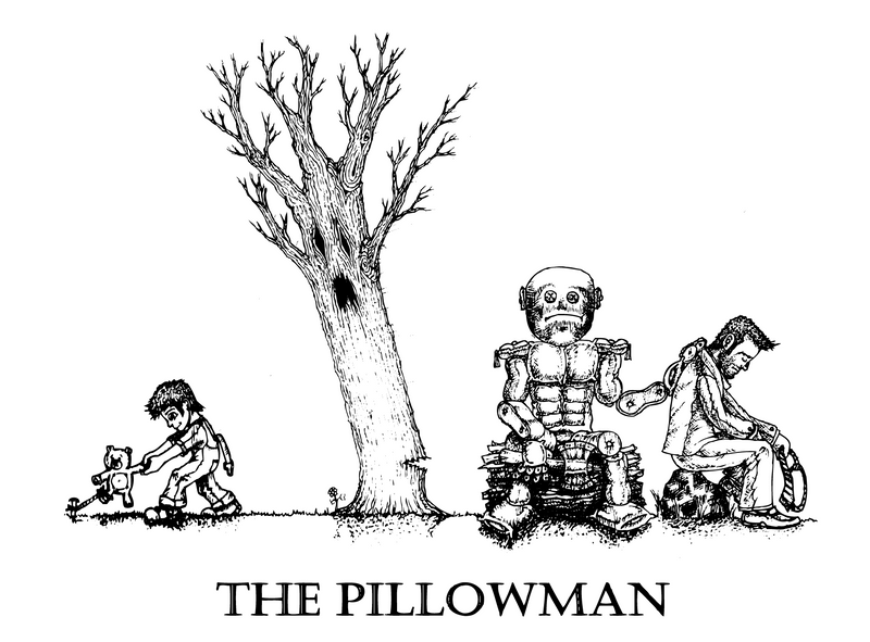 the pillowman essay The the pillowman community note includes chapter-by-chapter summary and analysis, character list, theme list, historical context, author biography and quizzes.