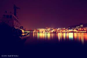 Nagasaki Lights II by WindyLife