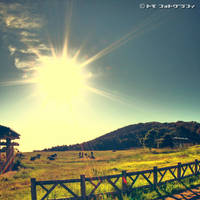 Walk to the sun by WindyLife
