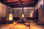 Ancient Japanese Room
