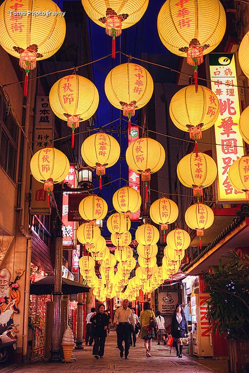 Lantern Street II by WindyLife