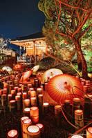 Lantern Fes at Yamaga city by WindyLife