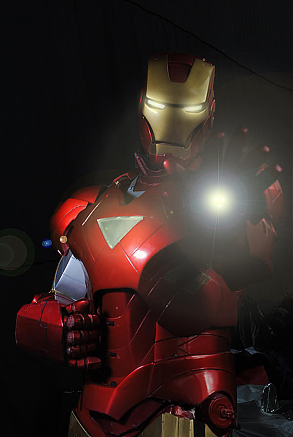 Iron Man by YagiPhotography