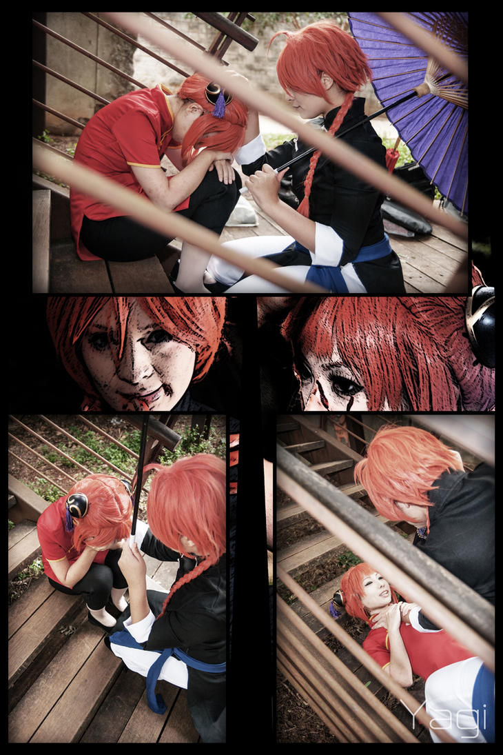 Gintama - Love of brother by YagiPhotography