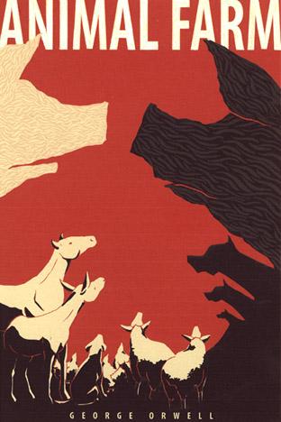 Animal Farm Cover By Hanerethund On Deviantart