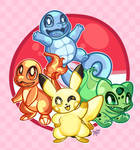 Happy 20th Pokemon!