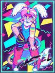 80's Retro Pastel