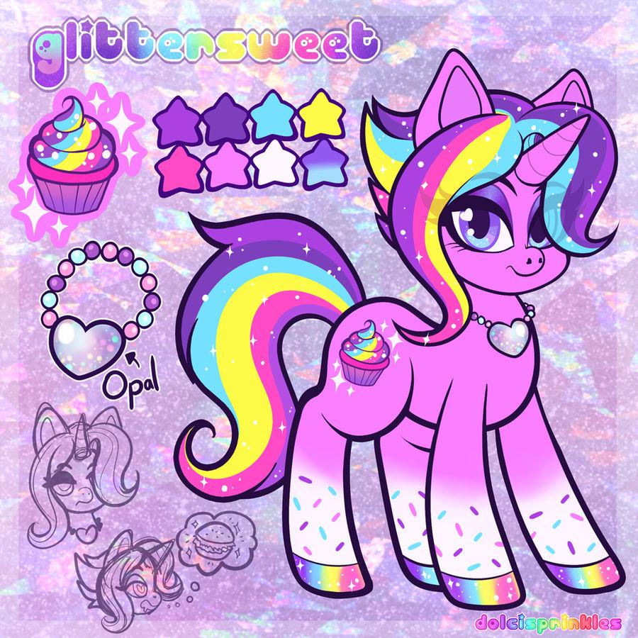 Ponysona Ref: Glittersweet
