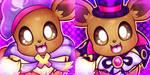 PKMN: Halloween Time Eeevee by Dolcisprinkles