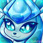 PKMN: Glaceon Icon