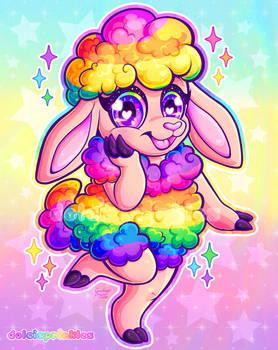 COM: Chibi Rainbow Rainy