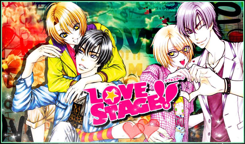 love stage by amestryshk d7t0uo1 - Yaoi Anime Önerileri - Top 20 - Figurex Anime Önerileri