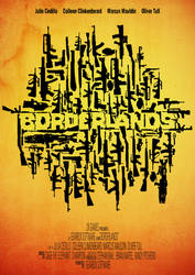 Borderlands Movie Poster