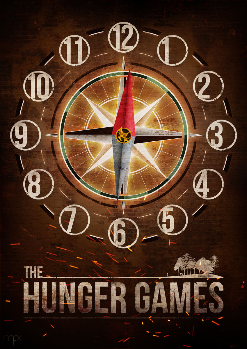 The Game Plan Poster The Hunger Games Poster by