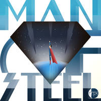 #2 Man Of Steel by MattiAusmNorden
