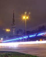 Turm im Licht