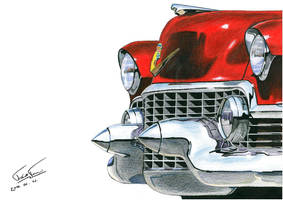 Cadillac by Vertigo-one