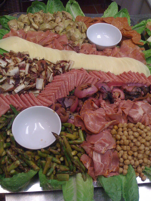 Antipasto Platter by Shadowbeard