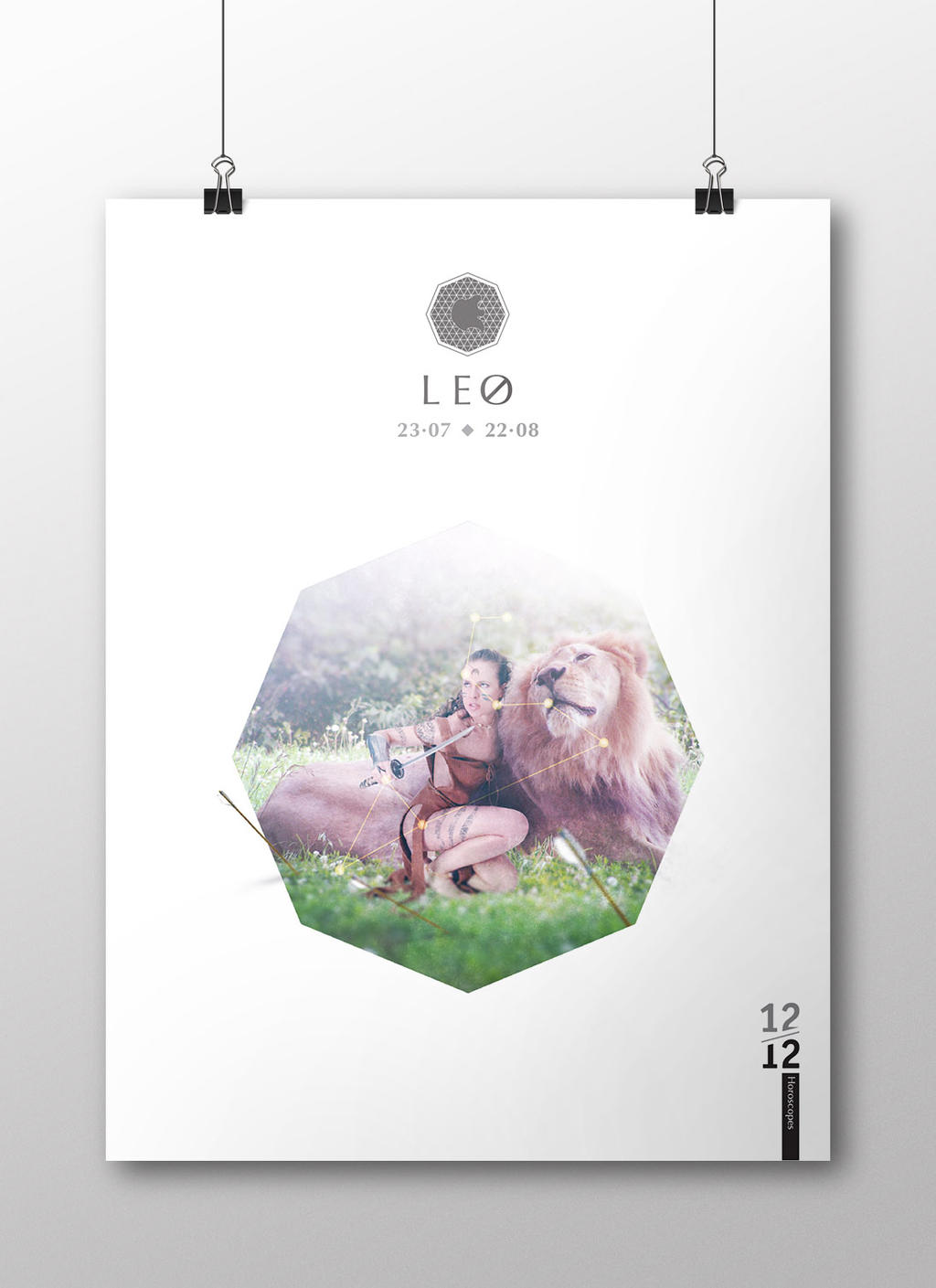 Leo by cheewengtang