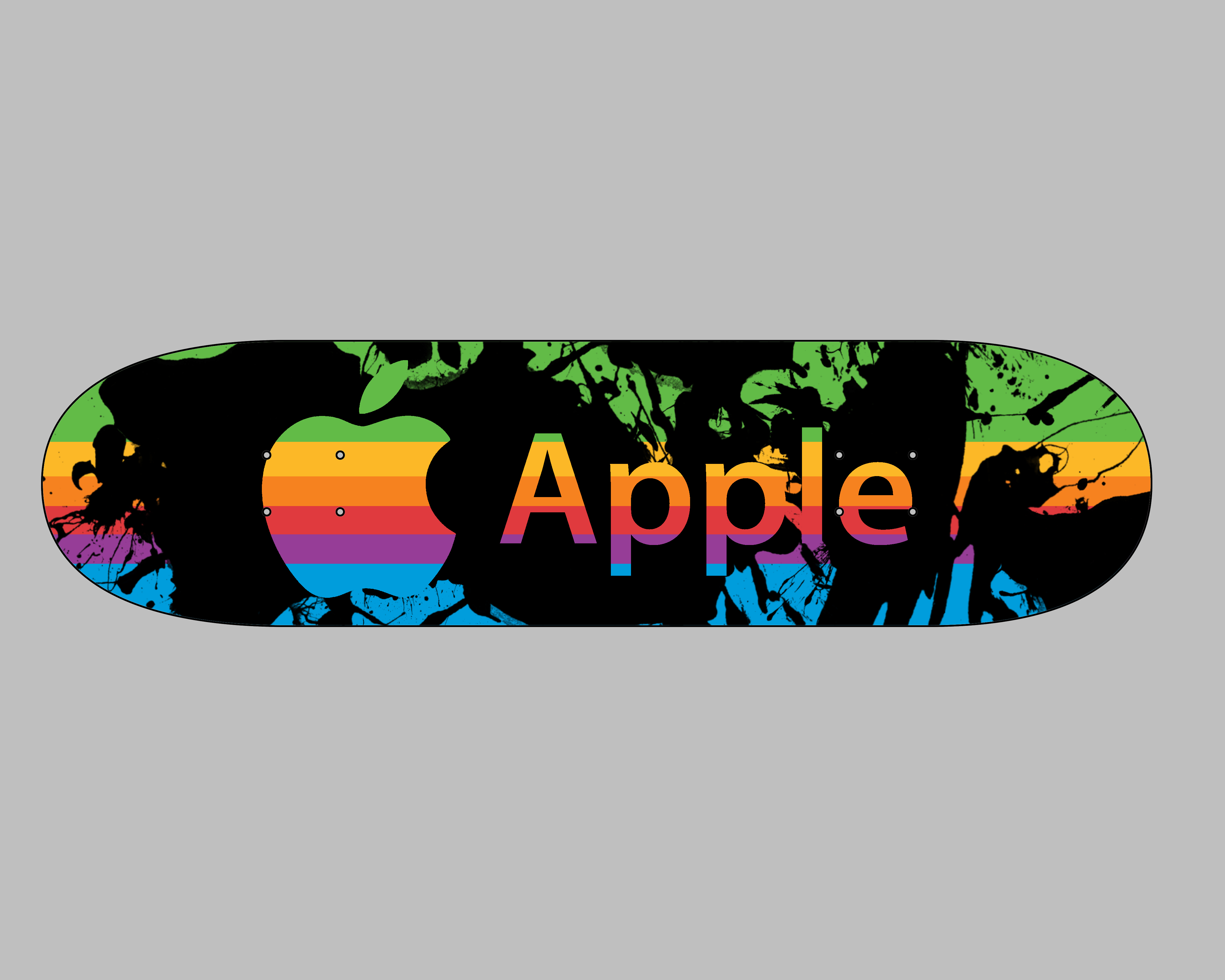 apple skateboard design by titnendo designs interfaces industrial