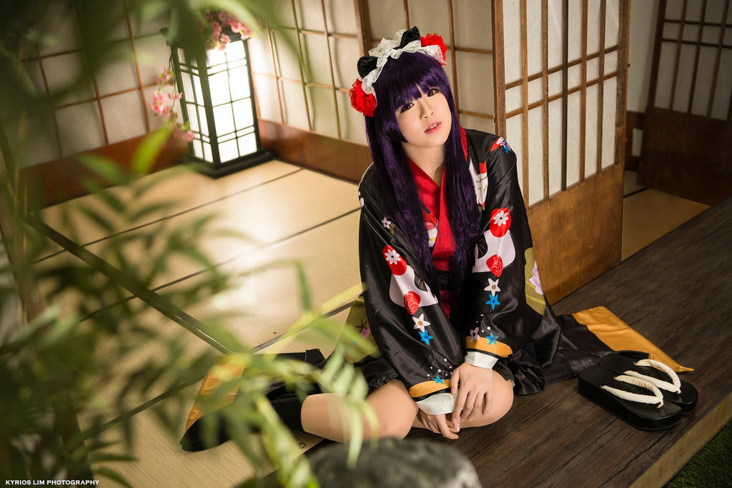 kuroneko oreimo cosplay by creamypumpkin