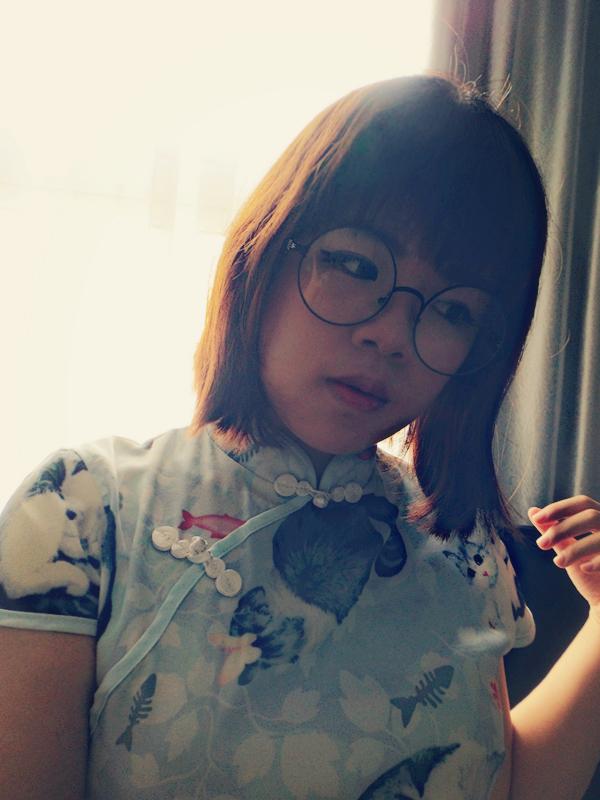 kitty cheongsam 3 by creamypumpkin