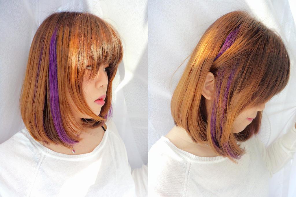 purple highlight3 by creamypumpkin