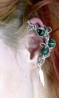 Ear cuff by greta150