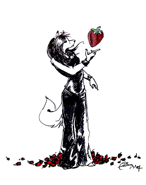 Strawberry Fields Forever by tiikay