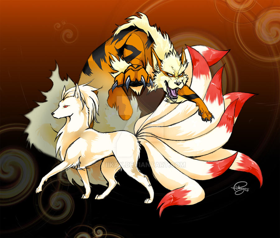 AN08 - Ninetales and A...