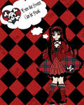 Innocent Sweet Punk Lolita