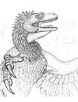 Stay Cool: Dromaeosaurus