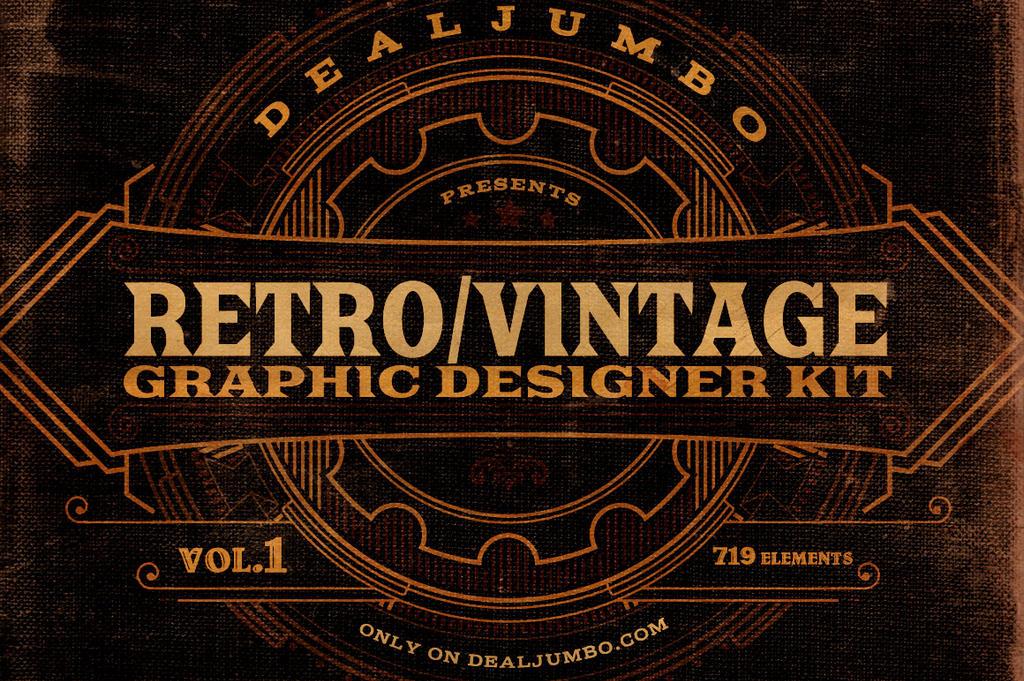 Vintage Style Graphic Design