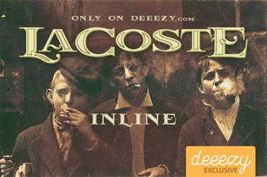 LaCoste Inline Font - FREEBIE